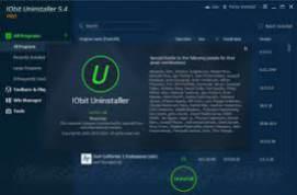 IObit Uninstaller PRO v6