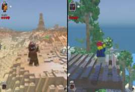 LEGO Worlds Early Access Preview