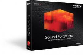 MAGIX Sound Forge Pro 11