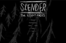 Slender: The Eight Pages 0