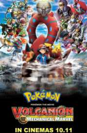 Pokemon The Movie: Volcanion And The