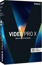 MAGIX Video Pro X8