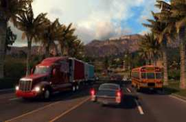 American Truck Simulator v1