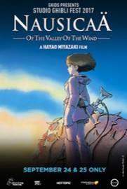 Nausicaa Of Valley Of Wind Dubbed