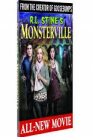 R L Stines Monsterville The Cabinet