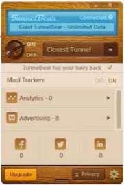 TunnelBear 2.2