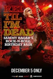 Red Till Im Dead: Sammy Hagar